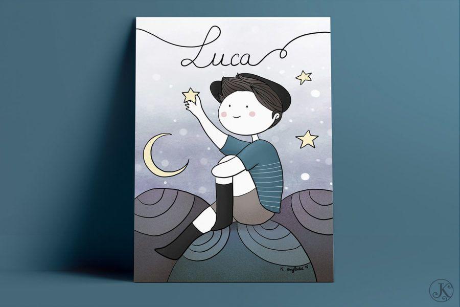 <span>Illustration</span>Luca