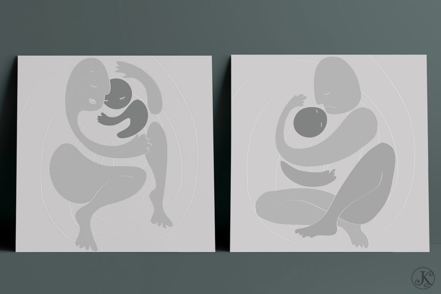 <span>Illustration</span>Pô & Mô